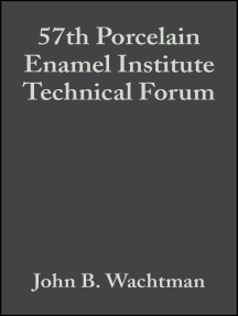 57th Porcelain Enamel Institute Technical Forum