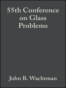 55th Conference on Glass Problems