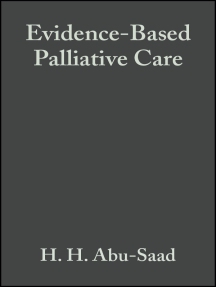 Evidence-Based Palliative Care: Across the Lifespan