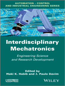 Interdisciplinary Mechatronics: Engineering Science and Research Development