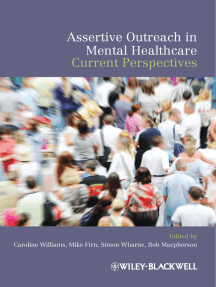 Assertive Outreach in Mental Healthcare: Current Perspectives