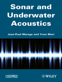 Sonar and Underwater Acoustics