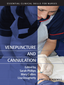 Venepuncture and Cannulation