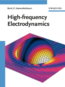 High-frequency Electrodynamics