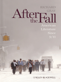 After the Fall: American Literature Since 9/11
