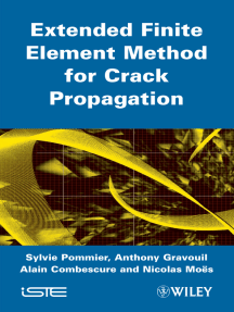 Extended Finite Element Method for Crack Propagation