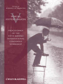 Portal Hypertension V: Proceedings of the Fifth Baveno International Consensus Workshop