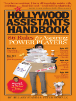 The Hollywood Assistants Handbook