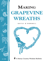 Making Grapevine Wreaths