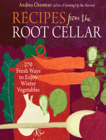 Recipes from the Root Cellar