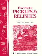 Favorite Pickles & Relishes