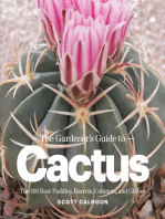The Gardener's Guide to Cactus