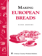 Making European Breads