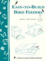 Easy-to-Build Bird Feeders