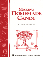Making Homemade Candy