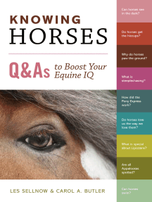 Knowing Horses: Q&As to Boost Your Equine IQ