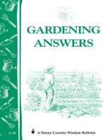 Gardening Answers