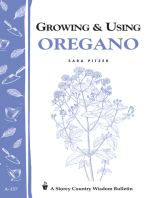 Growing & Using Oregano