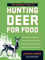 The Beginner's Guide to Hunting Deer for Food