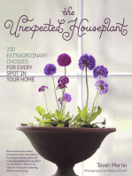 The Unexpected Houseplant