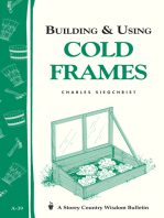Building & Using Cold Frames