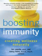 Boosting Immunity: Creating Wellness Naturally
