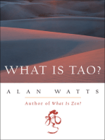What Is Tao?