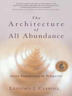 The Architecture of All Abundance