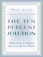 The Ten Percent Solution