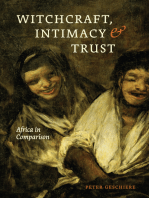 Witchcraft, Intimacy, and Trust