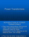 power-transformers-basic Free download PDF and Read online