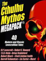 The Cthulhu Mythos MEGAPACK ®