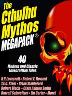 The Cthulhu Mythos MEGAPACK ®