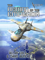 The Return of the Emperor (Sten #6)