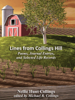 Lines from Collings Hill