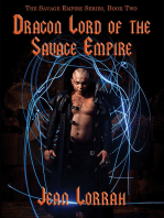 Dragon Lord of the Savage Empire