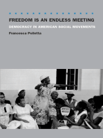 Freedom Is an Endless Meeting