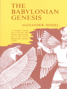 The Babylonian Genesis: The Story of the Creation