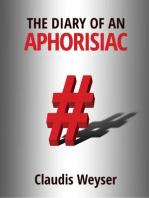 The Diary of an Aphorisiac