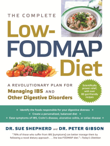 The Complete Low-FODMAP Diet: A Revolutionary Plan for Managing IBS and Other Digestive Disorders