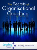 The Secrets of Organisational Coaching