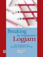 Breaking the Development Log Jam