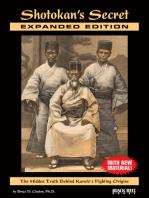 Shotokan's Secret: The Hidden Truth Behind Karate's Fighting Origins (With New Material)