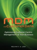 MDM for Customer Data