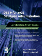 DB2 9 for z/OS Database Administration