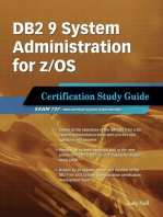 DB2 9 System Administration for z/OS