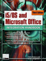 i5/OS and Microsoft Office Integration Handbook