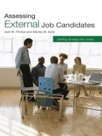 Assessing External Job Candidates
