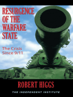 Resurgence of the Warfare State