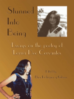 Stunned into Being: Essays on the Poetry of Lorna Dee Cervantes